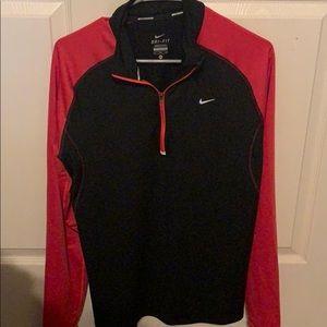 Nike Drifit Long Sleeve Top